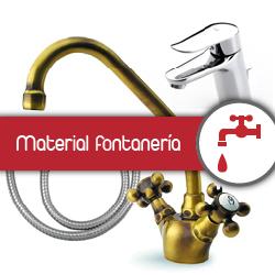 Material fontanería
