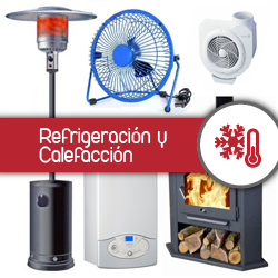 refrigeración y calefacción
